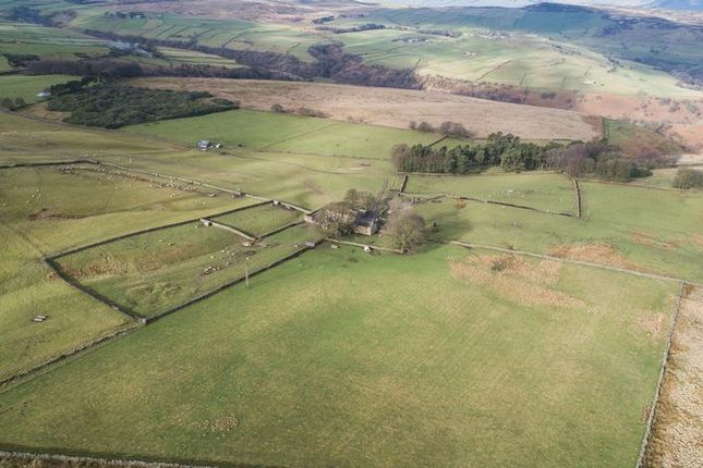 Thumbnail Land for sale in Bretton, Eyam, Hope Valley