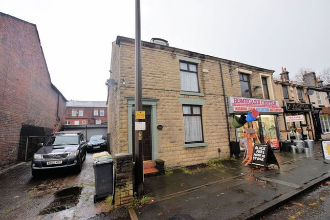 Thumbnail Terraced house to rent in Blackburn Road, Sharples, Bolton