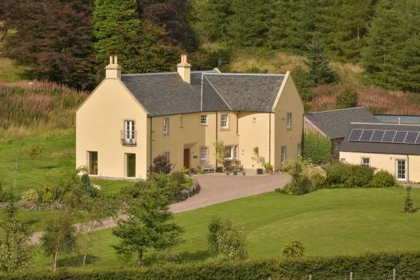 Thumbnail Country house for sale in Dunning Glen, By Dollar
