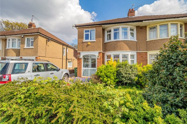 Thumbnail Semi-detached house for sale in Timbers Square, Roath, Cardiff