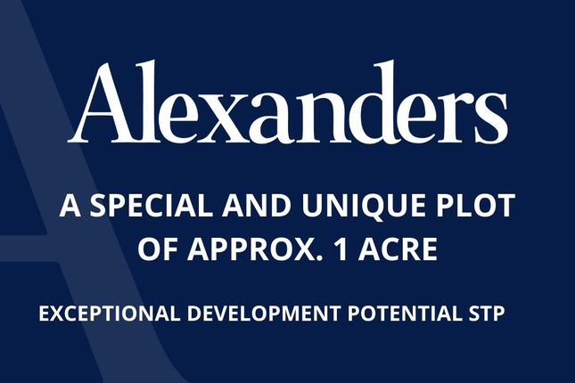 Thumbnail Land for sale in Beacon Road, Loughborough