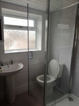 Shower Room of Oxford Street, Treforest, Pontypridd CF37