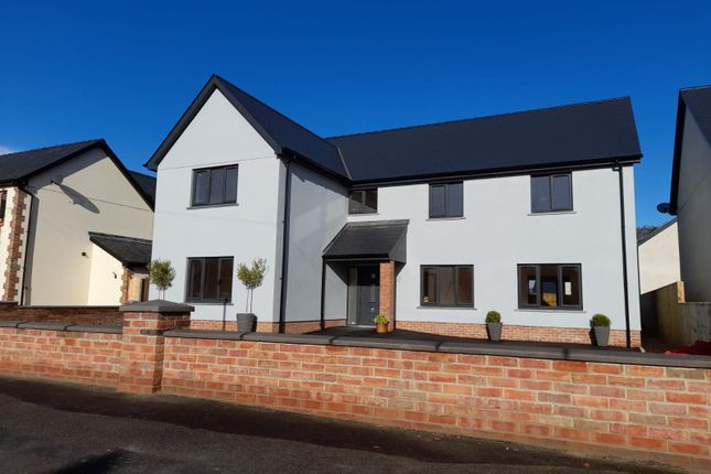 Thumbnail Detached house for sale in Ty Ni, Llanarthne, Carmarthen