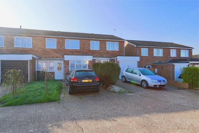 Thumbnail Terraced house for sale in Heather Close, Eastbourne, East Sussex
