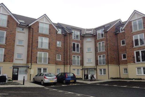 Thumbnail Flat to rent in Shepherds Court, Gilesgate, Durham