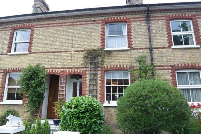 Thumbnail Terraced house to rent in Bradbourne Road, Sevenoaks