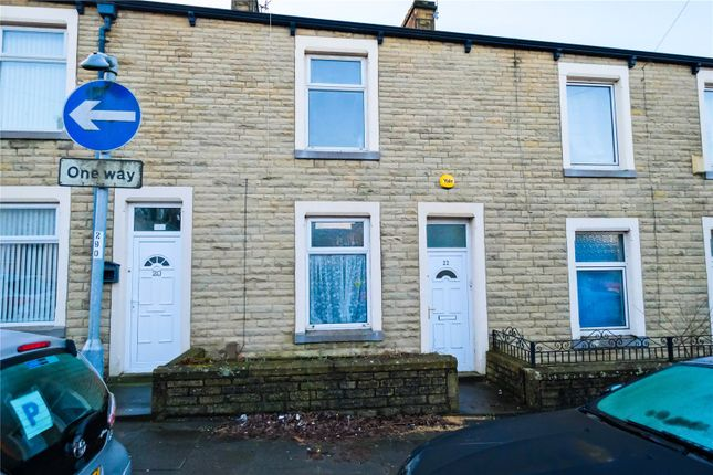 Front Elevation of Newman Street, Burnley BB10