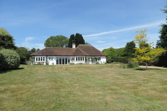 Bungalow for sale in Weston Road, Upton Grey, Basingstoke, Hampshire