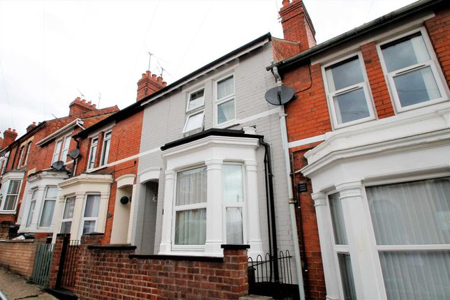 Thumbnail Terraced house for sale in Fitzwilliam Street, Rushden