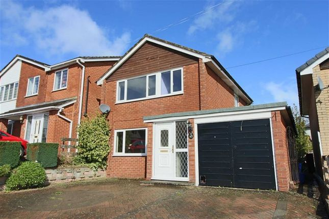 Thumbnail Detached house for sale in 14, Garreg Drive, Welshpool, Powys