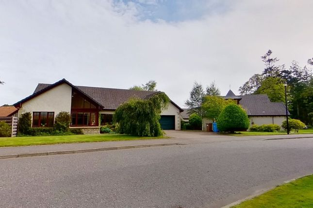 Thumbnail Detached bungalow for sale in 2 Firhall Drive, Nairn