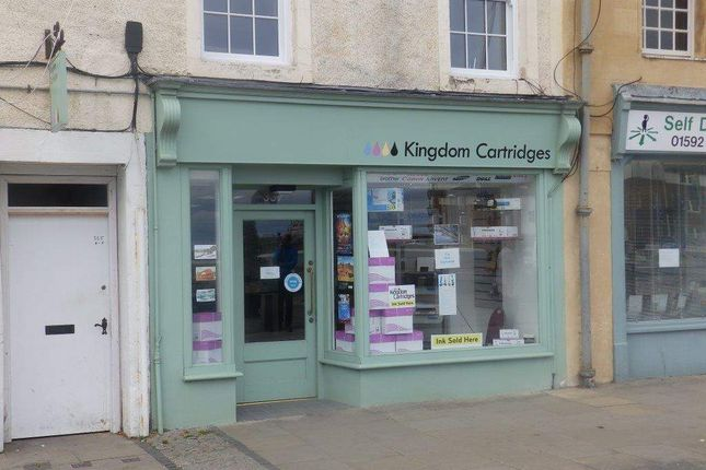 Thumbnail Retail premises for sale in 337 High Street, Kirkcaldy