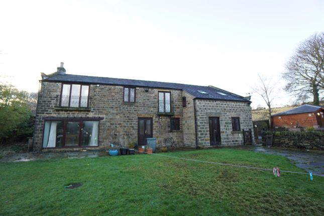 4 bed detached house for sale in Roscoe Bank, Stannington, Sheffield