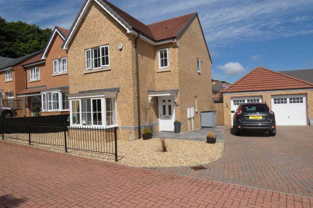 Thumbnail Detached house for sale in Ambridge Way, Seaton Delaval, Tyne & Wear