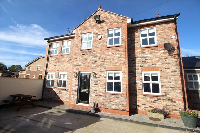 Thumbnail Detached house for sale in Tarbock Road, Huyton, Liverpool, Merseyside