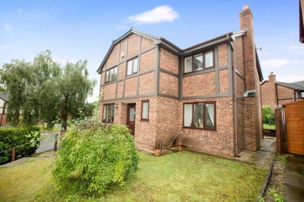 Thumbnail Detached house for sale in Kings Lea, Adlington, Chorley