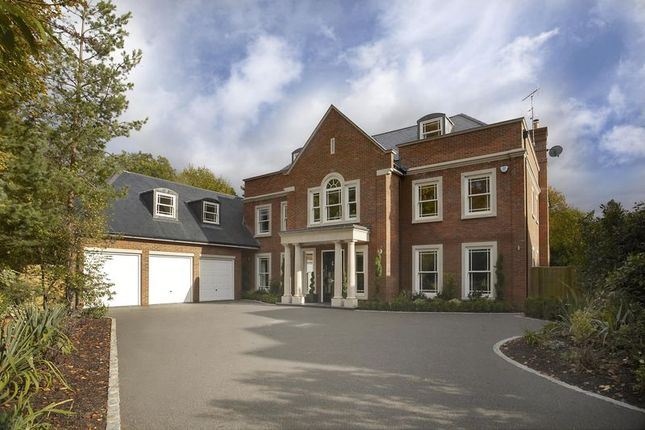 Thumbnail Detached house for sale in Robins Wood, Monks Drive, Ascot, Berkshire