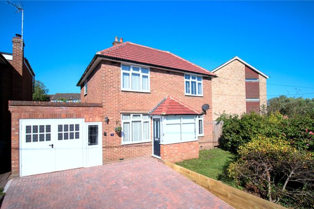 Thumbnail Detached house for sale in Plomer Green Lane, Downley, High Wycombe, Buckinghamshire
