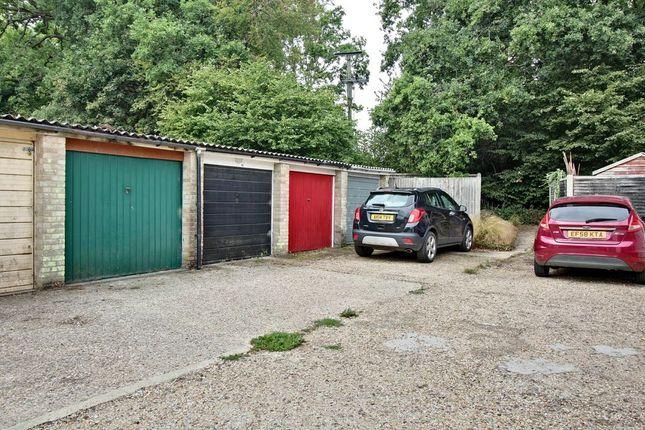 Single Garage of Mortimer Close, Hartley Wintney, Hook RG27