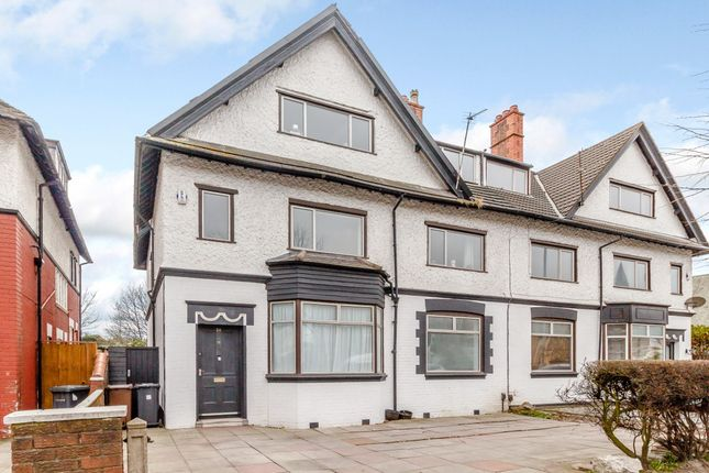 Thumbnail Semi-detached house for sale in Crosby Road South, Liverpool, Merseyside