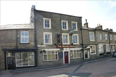 Thumbnail Commercial property for sale in The Boar's Head, Church Street, Newchurch, Rossendale, Lancashire