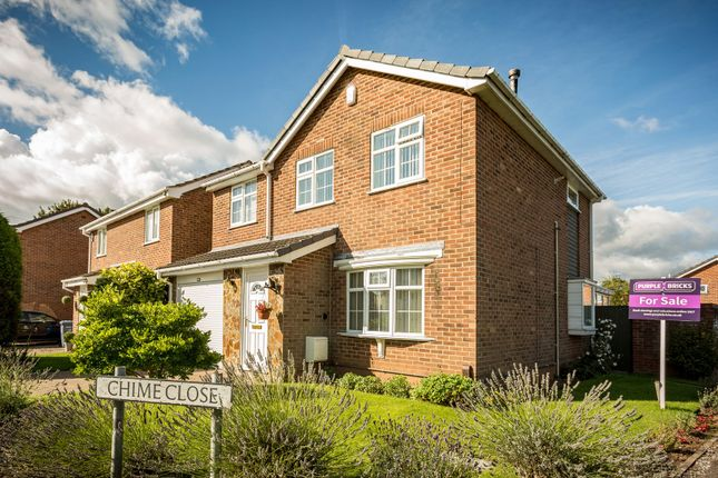 Detached house for sale in Chime Close, Derby