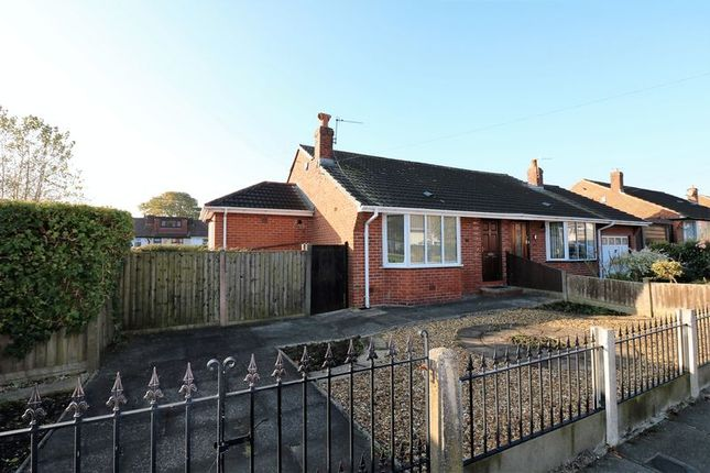 Thumbnail Semi-detached bungalow to rent in Withins Drive, Bolton