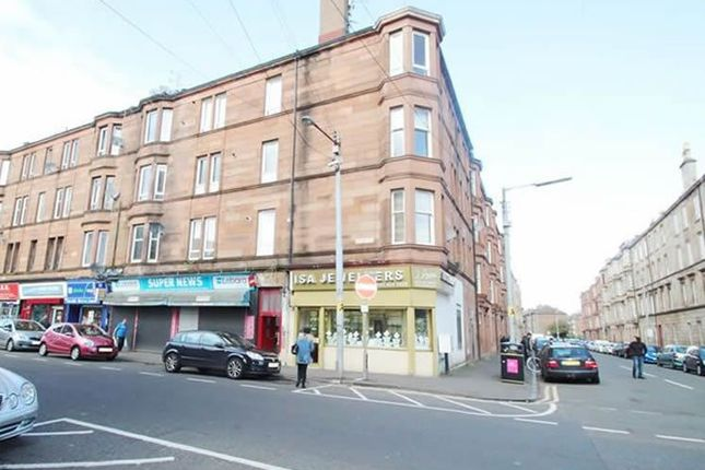 Thumbnail Flat for sale in 161, Allison Street, Flat 3-3, Glasgow G428Ry
