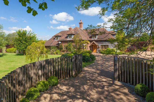 Thumbnail Detached house for sale in Monks Horton, Ashford