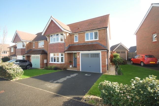 4 bed detached house for sale in Hughes Gardens, Bideford EX39