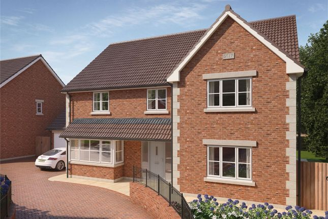 Thumbnail Detached house for sale in Beech House, Red Gables, Hilperton Road, Trowbridge, Wiltshire