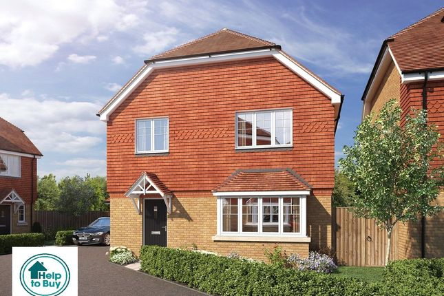 Thumbnail Detached house for sale in All Saints Gardens, Nutfield Road, Merstham, Surrey