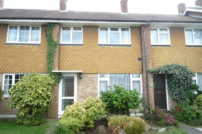 Thumbnail Terraced house to rent in Hilary Close, Herne Bay, Kent