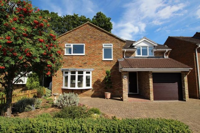 Thumbnail Detached house for sale in Addiscombe Chase, Tilehurst, Reading