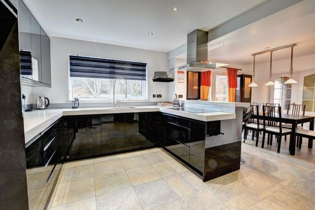Thumbnail Detached house for sale in Lealands, Lesbury, Northumberland