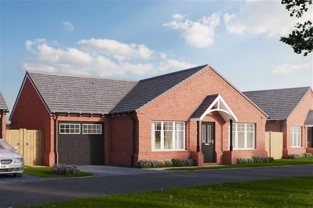 Thumbnail Detached bungalow for sale in Preston Road, Inskip, Preston