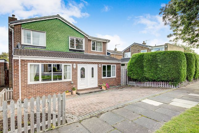 Thumbnail Detached house for sale in Waterbeck Close, Cramlington