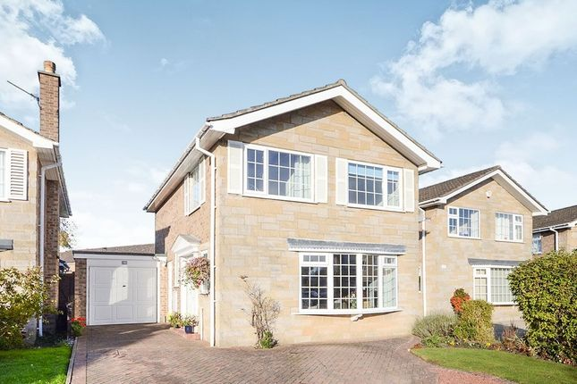 Thumbnail Detached house for sale in The Greenway, Haxby, York