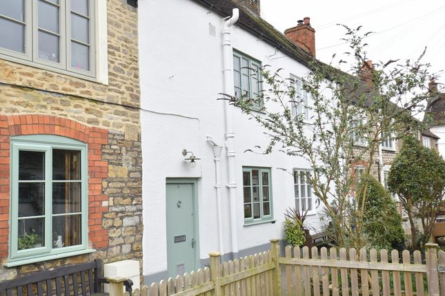 Thumbnail Terraced house for sale in St Davids Place, Bruton, Somerset