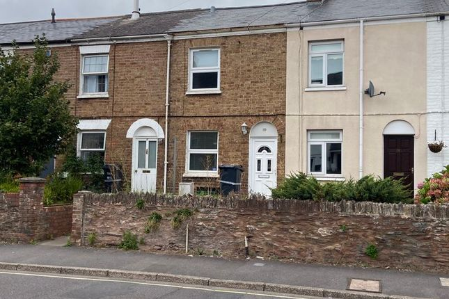 Thumbnail Terraced house to rent in South Street, Taunton, Somerset