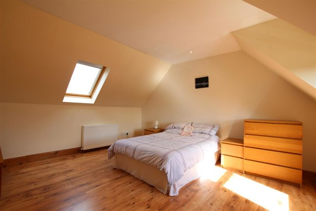 Bedroom of The Farmhouse, Blacktongue Farm, Greengairs, Airdrie ML6