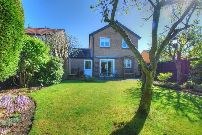 Detached house for sale in Dunblane Drive, South Beach Estate, Blyth
