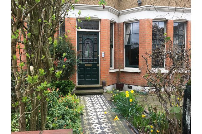 Thumbnail Terraced house for sale in The Mall, Southgate, London