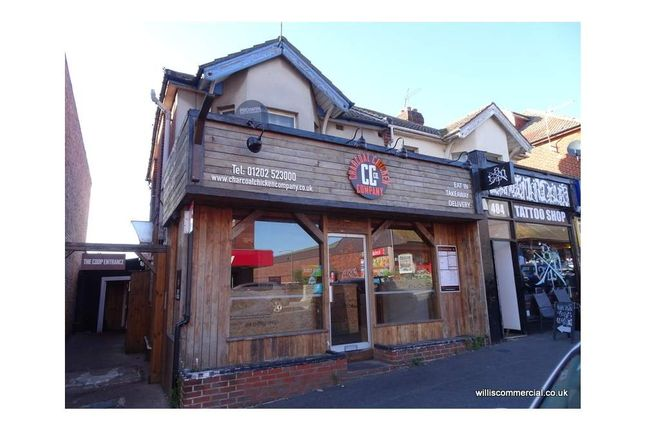 Thumbnail Restaurant/cafe to let in 480 Wimborne Road, Winton