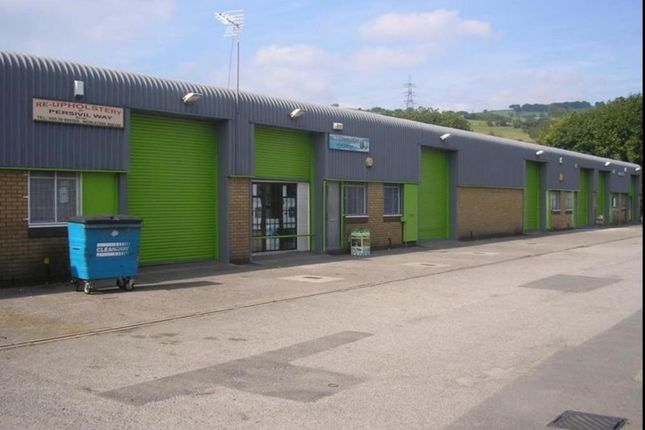 Industrial to let in Industrial - Greenway Workshops, Bedwas House Ind Estate, Caerphilly