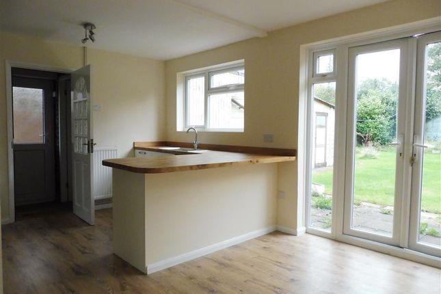 Thumbnail Semi-detached house to rent in Highfield Road, Willesborough, Ashford