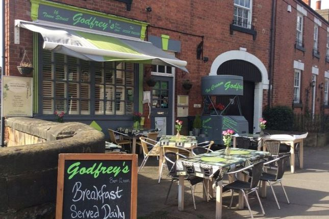Thumbnail Restaurant/cafe to let in Town Street, Duffield