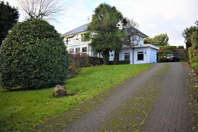 Thumbnail Detached house for sale in Langland Court Road, Langland, Swansea