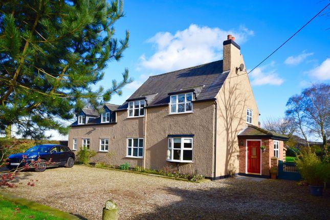 Thumbnail Detached house for sale in Aston Lane, Aston, Runcorn