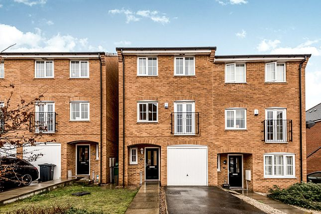Thumbnail Semi-detached house for sale in Dalby Way, Middleton, Leeds